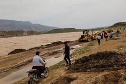 ۷۵۰ پل بزرگ و کوچک در ایلام بر اثر سیلاب آسیب دیده است