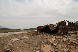 بازدید استاندار آذربایجان غربی از مناطق سیل زده ماژین