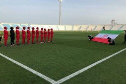 شهبازی: هر سه بازی برای دختران ایران حکم فینال را دارد