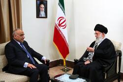 قائد الثورة يدعو الى اخراج القوات الامريكية من العراق