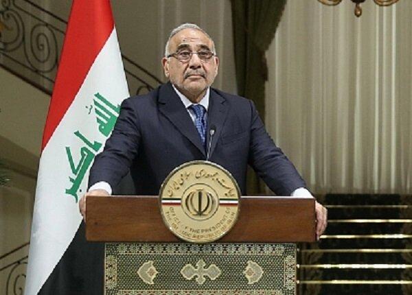 عادل عبدالمهدي أجرى اتصالات لإيقاف قرار أمريكا ضد الحرس الثوري