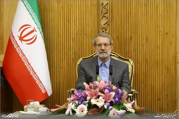 Larijani congratulates Muslim counterparts on Ramadan