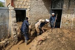 اعلام آمادگی ۳۰۰ گروه جهادی از سراسر کشور برای اعزام به مناطق سیلزده لرستان