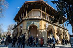 بازدیدهای نوروزی از اماکن تاریخی قزوین ۴۰ درصد کاهش یافت