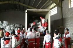 دریافت کمکهای امدادی چین و خیرین ایرانی مقیم اتریش به سیل زدگان