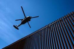 بازدید ترامپ از دیوار مرزی آمریکا و مکزیک