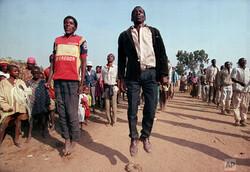 برگزاری بیست و پنجمین سالگرد نسل کشی رواندا