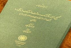 سیزدهمین جلد از مجموعۀ پژوهشهای ایران باستان منتشر شد