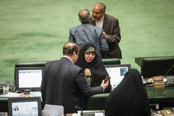 ایرانی پارلیمنٹ کا نئے شمسی سال میں پہلا اجلاس