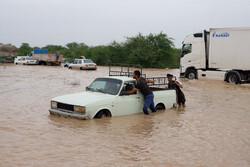 ممکن است بخش هایی از اهواز گرفتار سیلاب شود