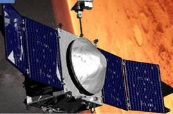 فضاپیمای ناسا به حداقل فاصله با مریخ رسید