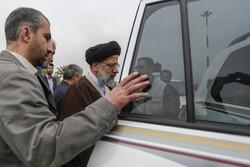 رئيس السلطة القضائية يبدأ جولة في خوزستان