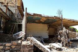 سیل به ۳۵ هزار واحد مسکونی و تجاری لرستان خسارت زد