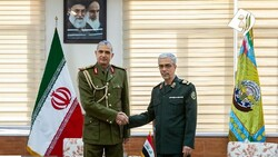 Iran, Iraq agree to fend off common aerial challenges