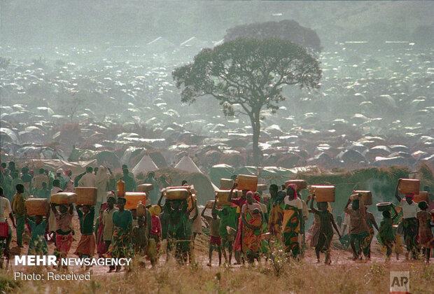 سالگرد کشتار رواندا