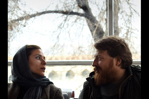 """İran yapımı """"Rıza"""" filmi Çin'de"""