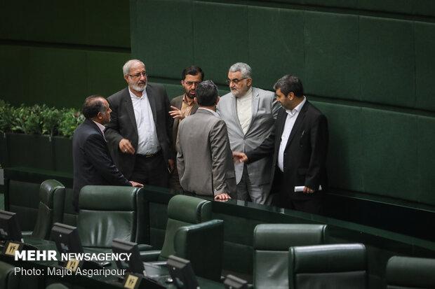 نخستین جلسه صحن علنی مجلس در سال جدید