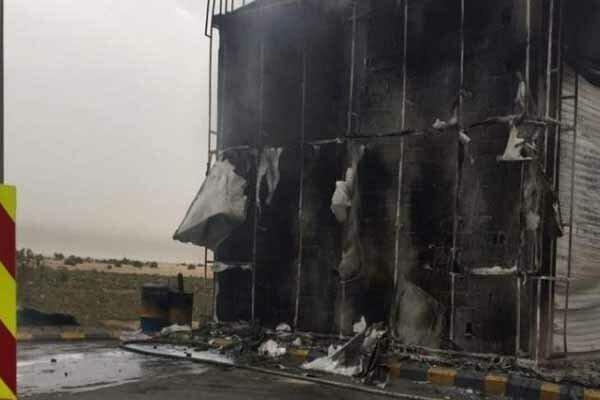 حمله به مرکز ایست بازرسی در شرق عربستان