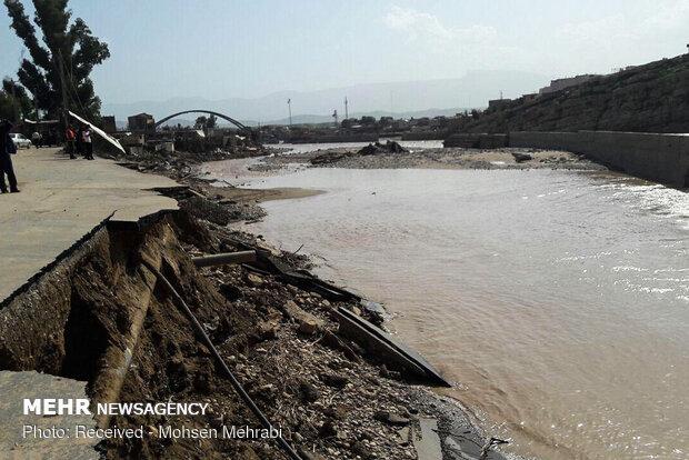 برخی سیلابهای اخیر در اثر تجاوز به محیط زیست رخ داد