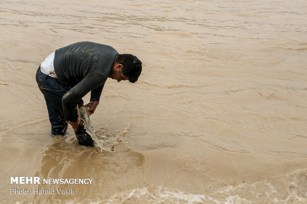 Aftermath of devastating flood in Lorestan province