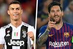 Ronaldo'dan Messi yorumu
