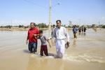 لزوم اعزام نیروهای بنیاد شهید به مناطق سیل زده وشناسایی ایثارگران