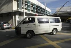 ۱۰ کشته و ۳۴ مجروح در حادثه تصادف اتوبوس در مالزی