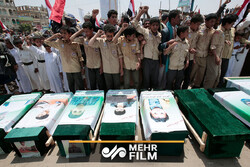سعودی عرب کے تازہ مجرمانہ ہوائی حملے میں 13 یمنی بچے شہید