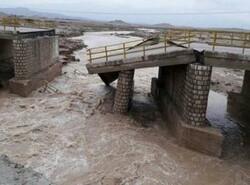 سیل به بیش از ۱۲۰۰ پل در کرمانشاه خسارت وارد کرد