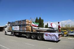 تشریح جزئیات کمک های جمـعیتهای ملی به ســیلزدگان ایران