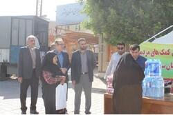 دومین محموله کمکهای مردمی توسط بهزیستی بوشهر به لرستان ارسال شد