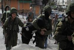 بازداشت بیش از ۳۰۰ فلسطینی در ماه فوریه