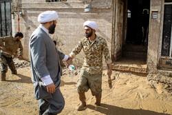IDO head visits flood-hit areas in Lorestan