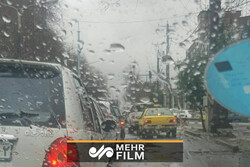 موج جدید بارندگیها آخر هفته وارد کشور میشود