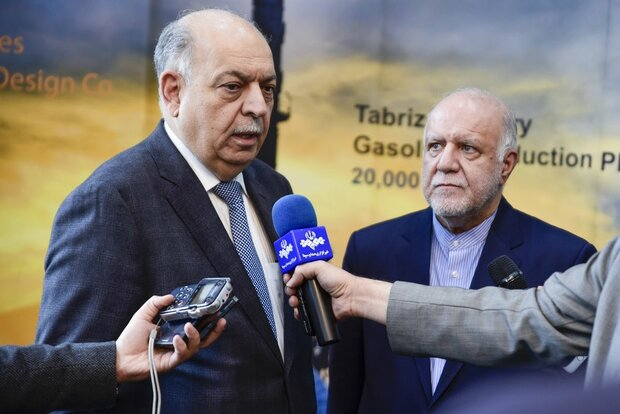 Iraqi oil minister calls for enhanced energy coop. with Iran