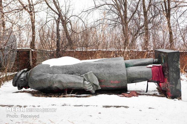 جنگ فراموش شده در اوکراین
