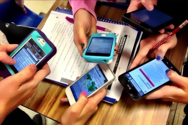 ۸۹درصد نوجوانان روسیه روزانه از شبکههای اجتماعی استفاده میکنند