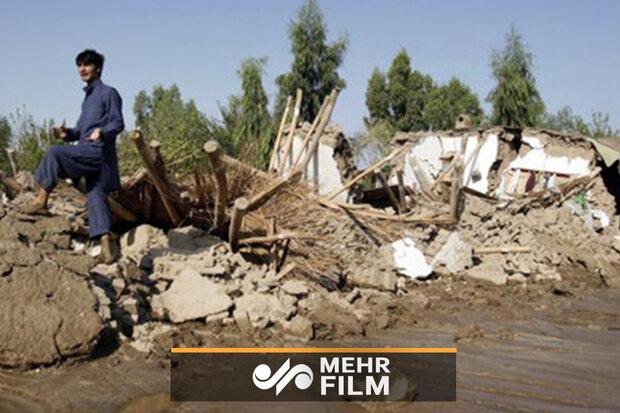 افغانستان میں سیلاب سے ہلاکتوں کی تعداد 140 تک پہنچ گئی