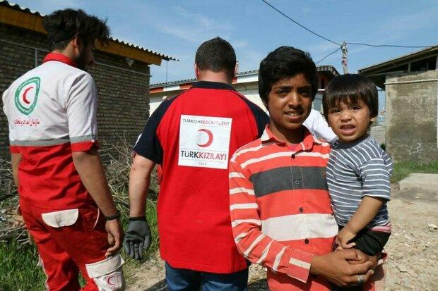 آمادگی پایگاه های هلال احمر ایلام برای جمع آوری کمک های مردم