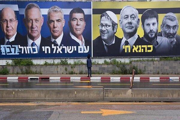 شکست نتانیاهو در کسب اکثریت کرسیهای کنست برای تشکیل دولت