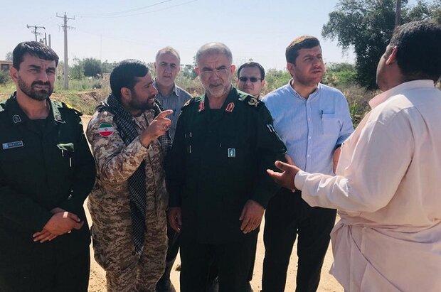 بکارگیری همه ظرفیتها برای خدماتدهی به مناطق سیلزده خوزستان