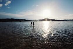 آبگیری کامل تالاب آق گل بعد از بیست سال