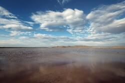 Agh-Gol Wetland in Hamedan
