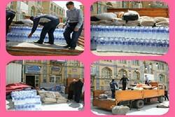 مرهم مردم خراسانجنوبی بر زخم سیلزدگان