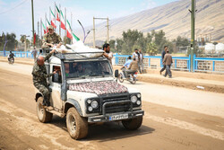 İran Silahlı Kuvvetleri'nden selzedelere yardım