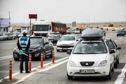 تردد ۱۸۶ هزار مسافر در جادههای کرمانشاه طی ایام نوروز