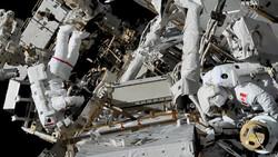 راهپیمایی فضایی ایستگاه فضایی بین المللی با مشکل روبرو شد