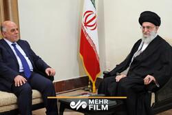 یازده جمله مهم از رهبر انقلاب خطاب به نخست وزیر عراق