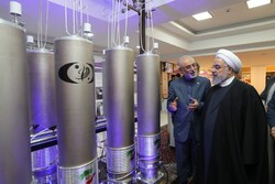 Iran starts installing chain of 20 IR6 centrifuges