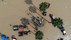 Golestan flood